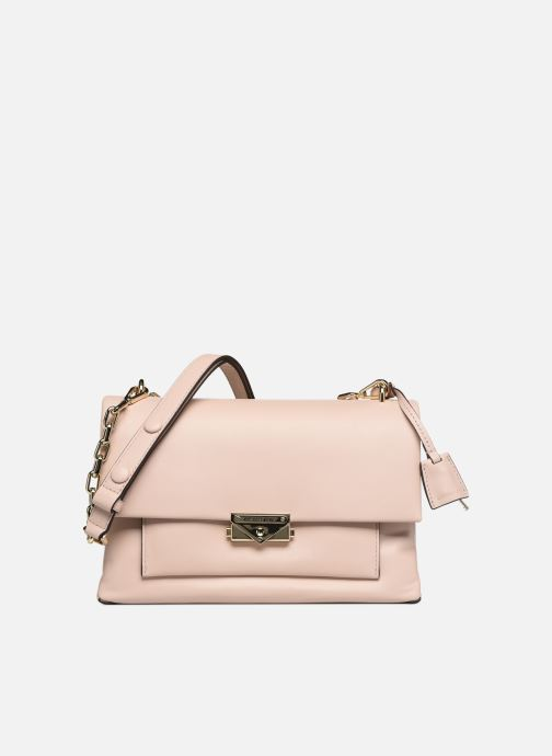 Handtaschen Michael Michael Kors CECE LG CHAIN SHOULDER rosa detaillierte ansicht/modell