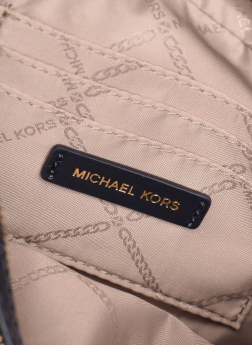 Sacs à main Michael Michael Kors SM CAMERA BAG Bleu vue derrière