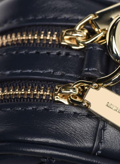 Bolsos de mano Michael Michael Kors SM CAMERA BAG Azul vista lateral izquierda