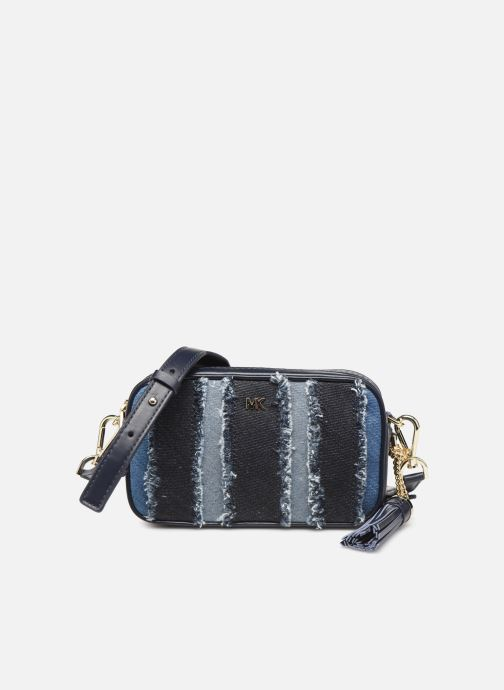 Bolsos de mano Michael Michael Kors SM CAMERA BAG Azul vista de detalle / par