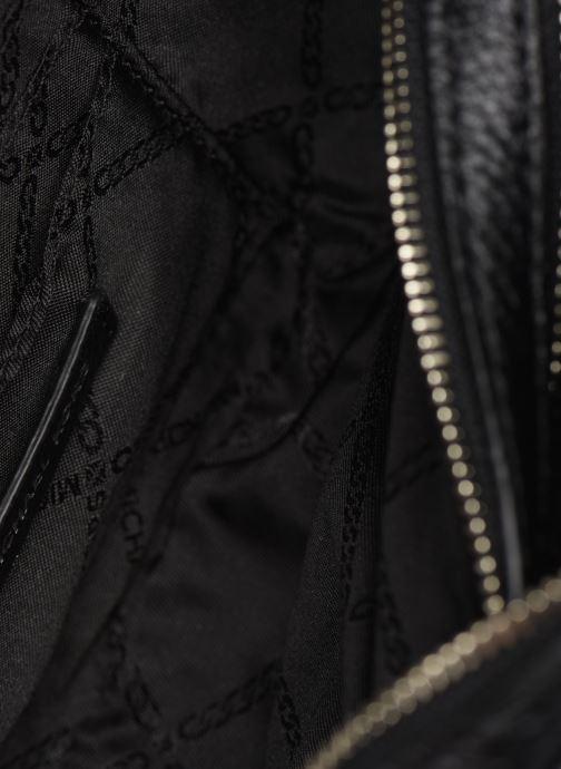 Sacs à main Michael Michael Kors SM CAMERA BAG Noir vue derrière