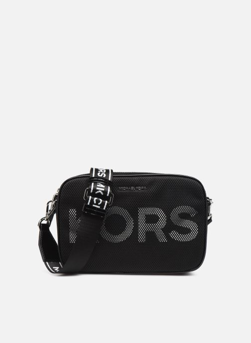 Sacs à main Michael Michael Kors LG EW CROSSBODY MESH Noir vue détail/paire