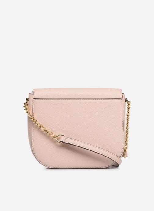 Handtaschen Michael Michael Kors HALF DOME rosa ansicht von vorne