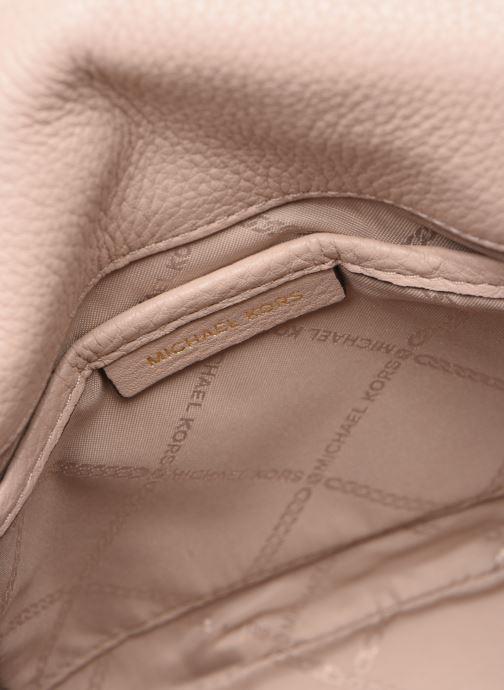 Handtaschen Michael Michael Kors HALF DOME rosa ansicht von hinten