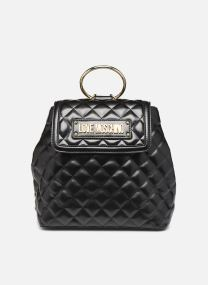 Mochilas Bolsos NEW SHINY QUILTED BACKPACK