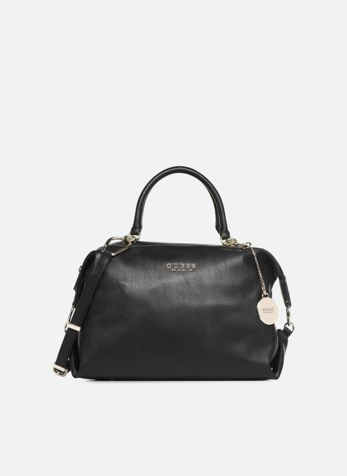 Handtaschen Guess CARRY SATCHEL schwarz detaillierte ansicht/modell