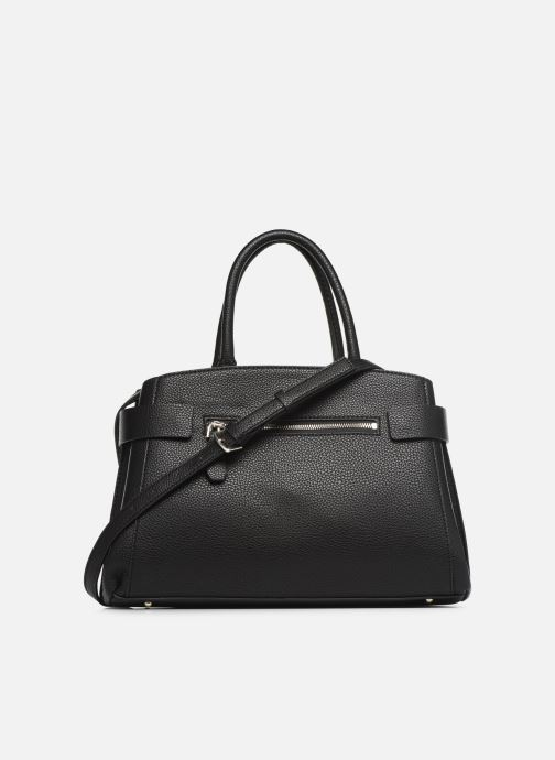 Handtassen Guess COLETTE SATCHEL Zwart voorkant