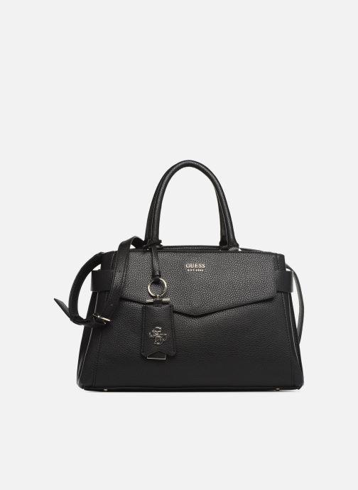 Handtaschen Guess COLETTE SATCHEL schwarz detaillierte ansicht/modell