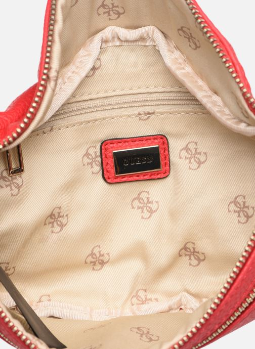 Wallets & cases Guess DETAIL BELT BAG Red back view