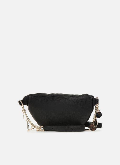 Portemonnaies & Clutches Guess DETAIL BELT BAG schwarz ansicht von rechts