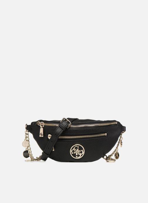 Portemonnaies & Clutches Guess DETAIL BELT BAG schwarz detaillierte ansicht/modell
