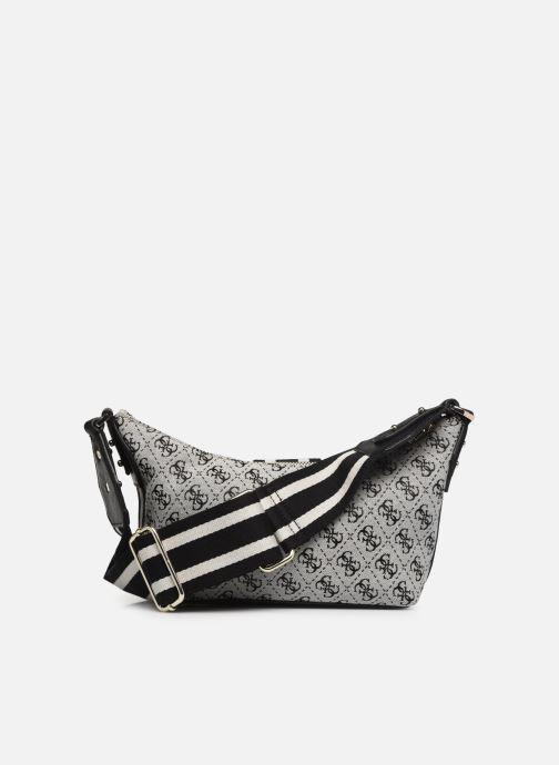 Handtassen Guess GUESS VINTAGE SHOULDER BAG Zwart voorkant