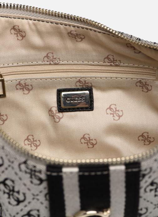Handtassen Guess GUESS VINTAGE SHOULDER BAG Zwart achterkant