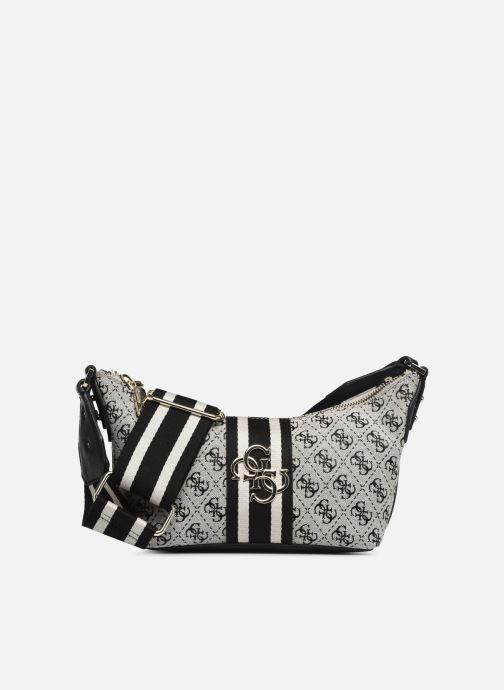 Handtassen Guess GUESS VINTAGE SHOULDER BAG Zwart detail