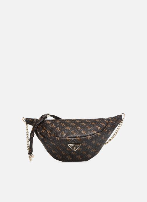 Portemonnaies & Clutches Guess LEEZA LARGE BELT BAG braun detaillierte ansicht/modell