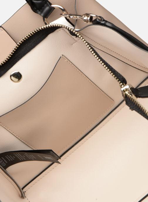 Handtaschen Guess LENIA GIRLFIEND SATCHEL rosa ansicht von hinten