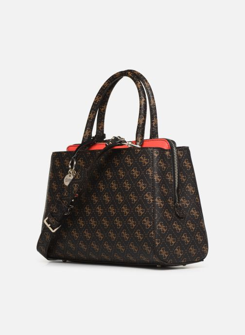 357668 Maddy Guess marrone Borse Girlfriend Satchel Chez HPw1zx4