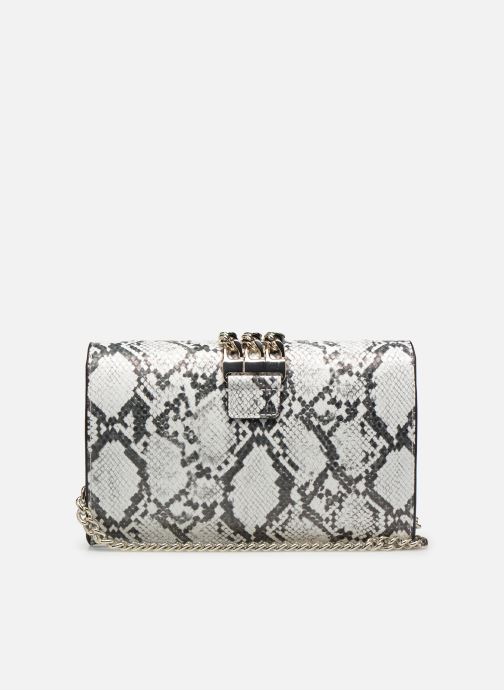 Handbags Guess PRISMA CLUTCH White front view