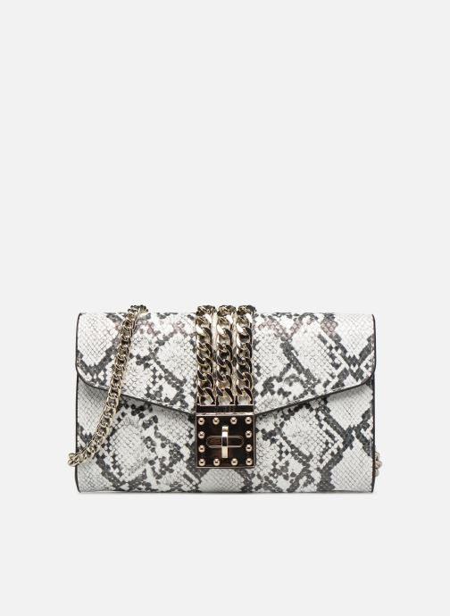 Handbags Guess PRISMA CLUTCH White detailed view/ Pair view