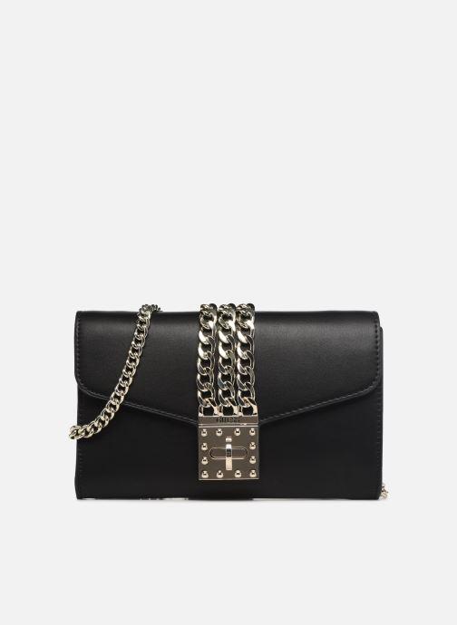 Handtaschen Guess PRISMA CLUTCH schwarz detaillierte ansicht/modell
