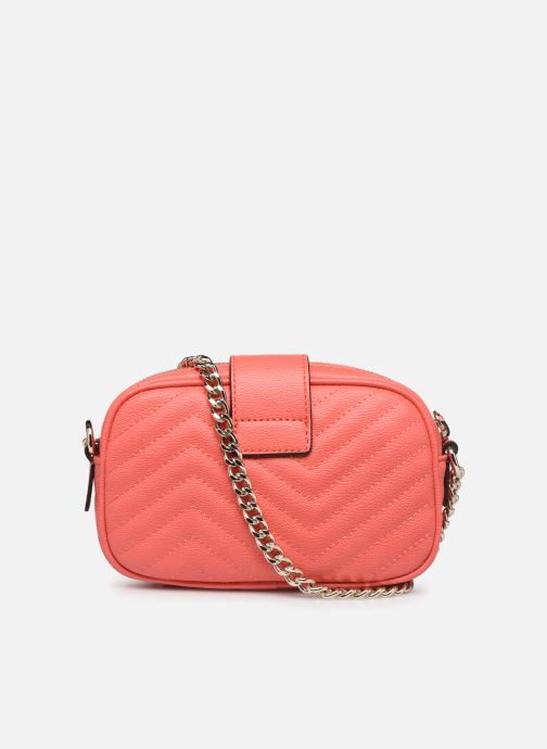 Sacs à main Guess VIOLET MINI CROSSBODY CAMERA Orange vue face