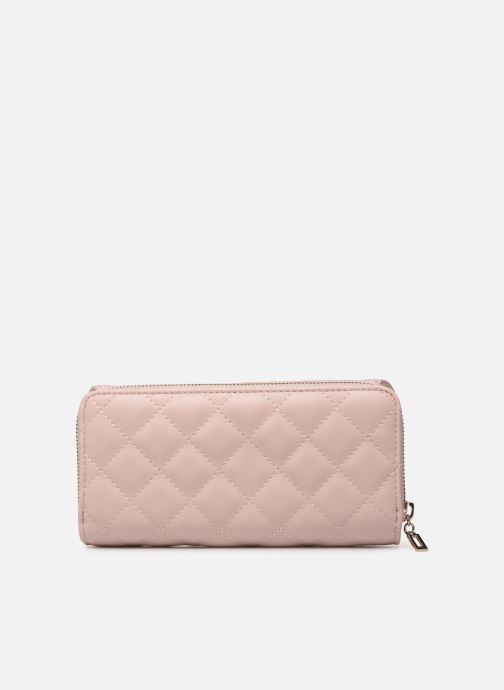 Wallets & cases Guess ELLIANA LARGE CLUTH ORGANIZER Pink front view