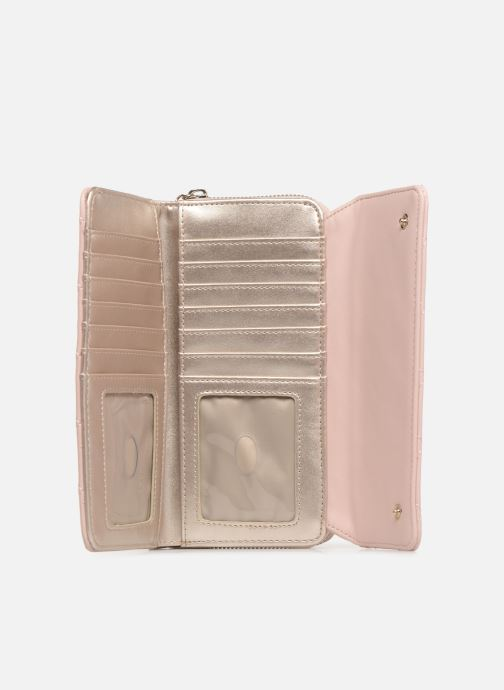 Wallets & cases Guess ELLIANA LARGE CLUTH ORGANIZER Pink back view
