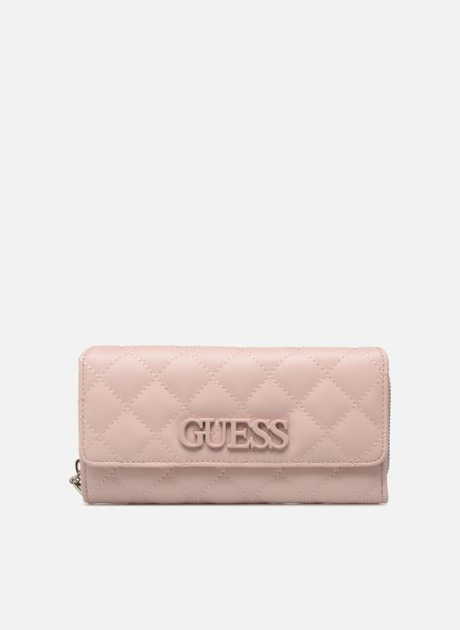Wallets & cases Guess ELLIANA LARGE CLUTH ORGANIZER Pink detailed view/ Pair view