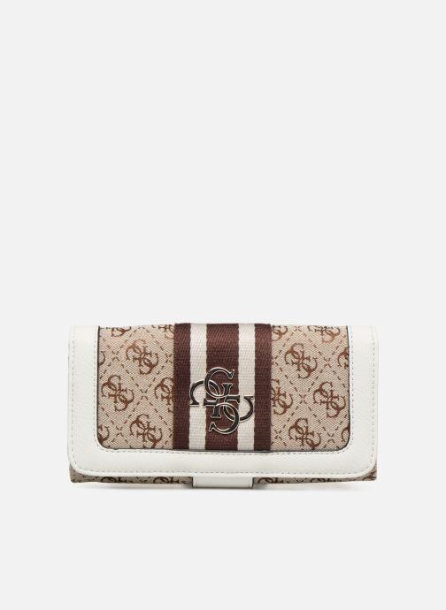 Portemonnaies & Clutches Guess GUESS VINTAGE FILE CLUTCH beige detaillierte ansicht/modell