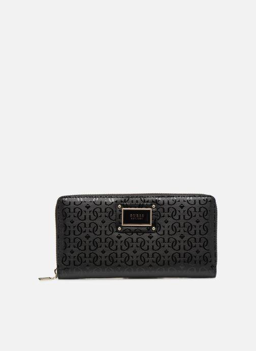 Portemonnaies & Clutches Guess SHANNON CHEQUE ORGANIZER schwarz detaillierte ansicht/modell