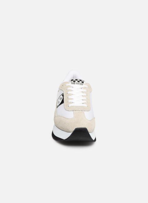 Baskets No Name Flex Jogger Beige vue portées chaussures