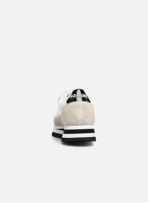 Sneakers No Name Flex Jogger Beige rechts