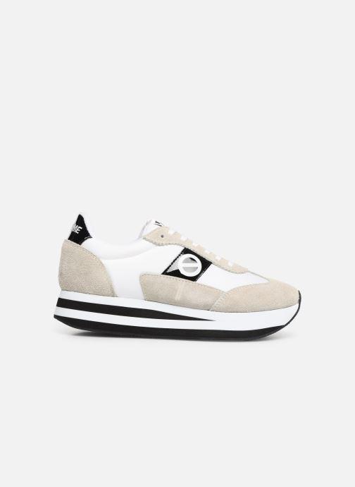 Sneakers No Name Flex Jogger Beige achterkant