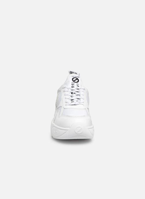 Baskets No Name Nitro Jogger Blanc vue portées chaussures