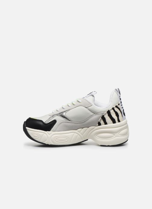 Sneakers No Name Nitro Jogger Bianco immagine frontale