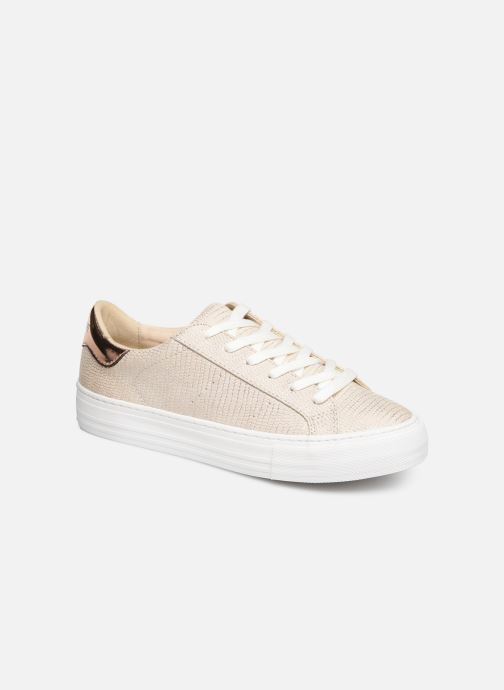 Sneaker No Name Arcade Sneaker Panama gold/bronze detaillierte ansicht/modell