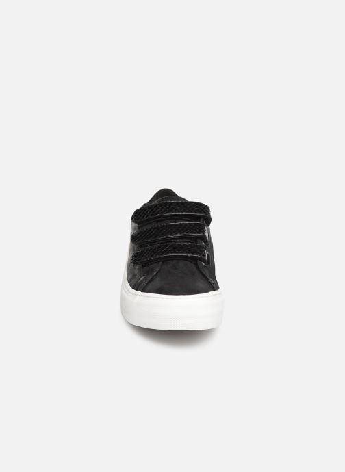 Baskets No Name Arcade Straps GloomReptil Noir vue portées chaussures