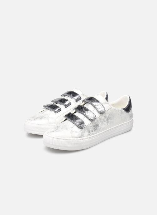 No Name Arcade Straps Gloom/Reptil (Zilver) - Sneakers  Zilver (Silver Sky) - schoenen online kopen