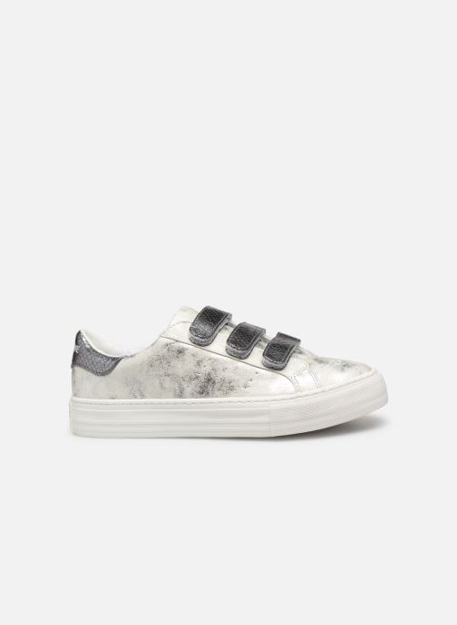 Trainers No Name Arcade Straps Gloom/Reptil Silver back view