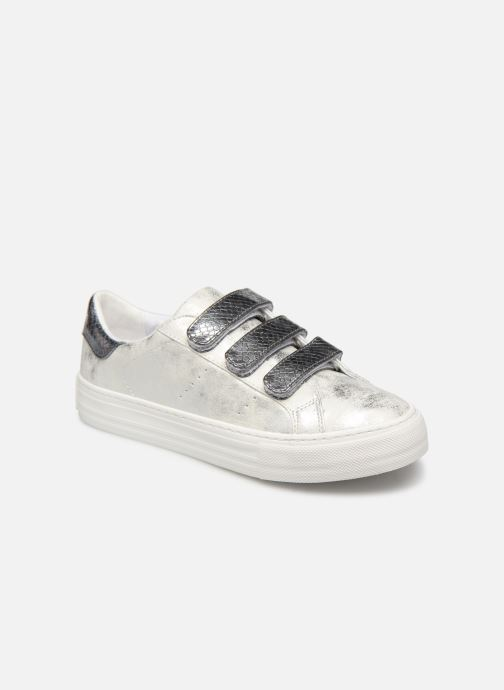 Trainers No Name Arcade Straps Gloom/Reptil Silver detailed view/ Pair view
