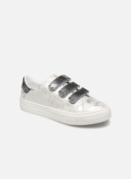 Sneakers No Name Arcade Straps GloomReptil Zilver detail