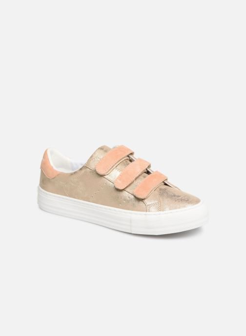 Baskets No Name Arcade Straps Gloom Or et bronze vue détail/paire