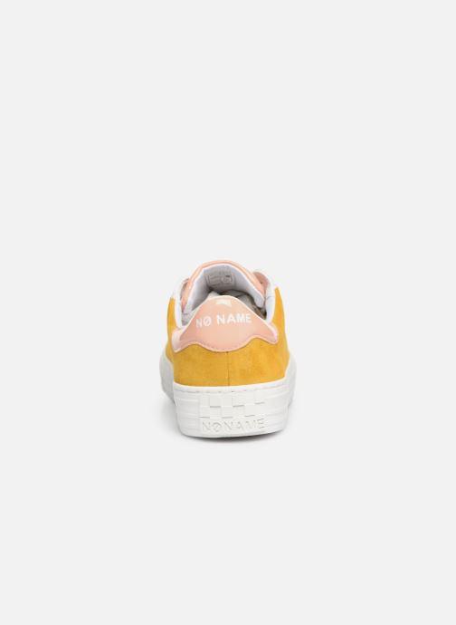 Sneaker No Name Arcade Sneaker Gloom gelb ansicht von rechts