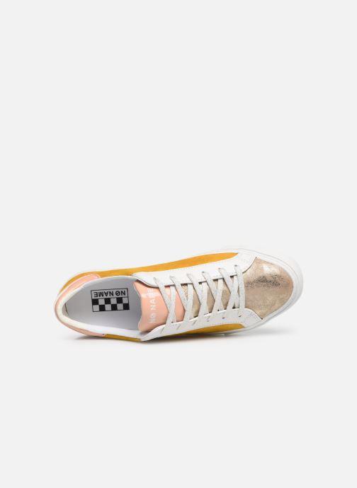 Sneaker No Name Arcade Sneaker Gloom gelb ansicht von links