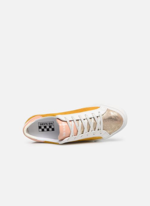 Sneaker No Name Arcade Sneaker Gloom gelb ansicht von links