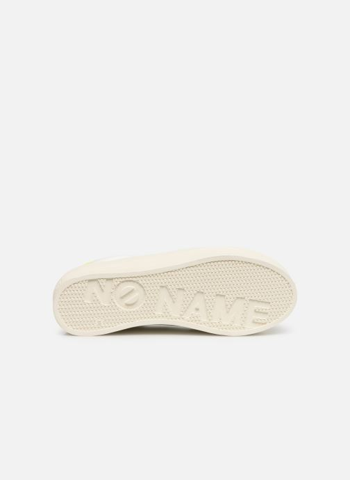 Sneakers No Name Twin Sneaker Big/Canvas/Plexi Wit boven