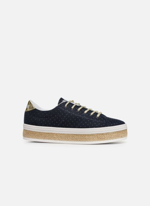 Sneaker No Name Malibu Sneaker Trip blau ansicht von hinten