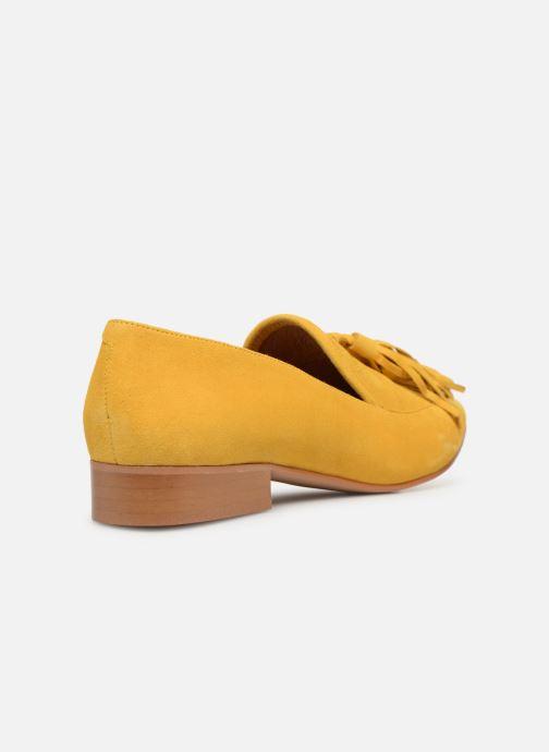 Slipper Made by SARENZA Pastel Affair Mocassins #3 gelb ansicht von vorne