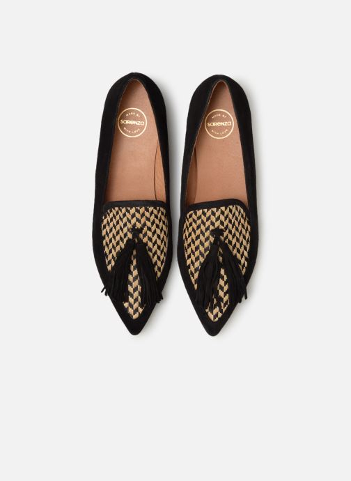 Mocassins Made by SARENZA Pastel Affair Mocassins #3 Noir vue portées chaussures