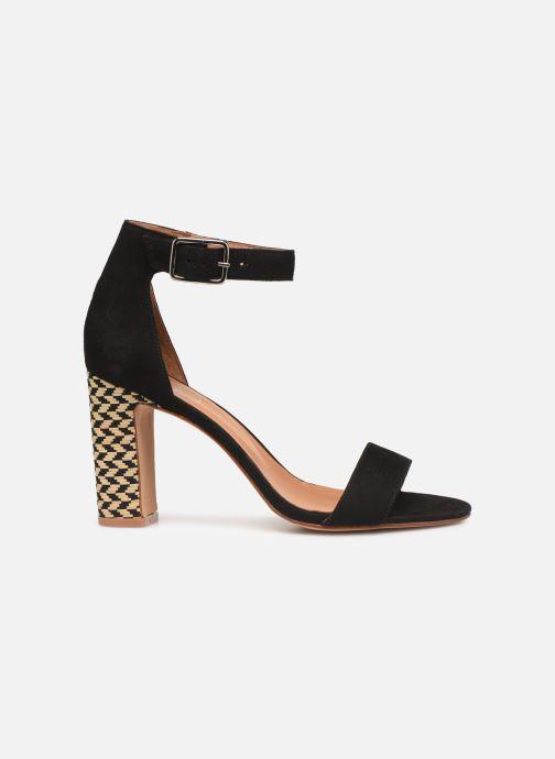 Sandales et nu-pieds Made by SARENZA Africa Vibes Sandales à Talons #2 Noir vue détail/paire